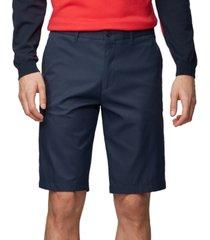 boss men's hayler navy shorts
