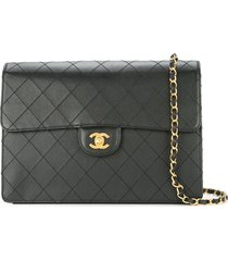 chanel pre-owned 1997-1999 quilted cc single chain shoulder bag -