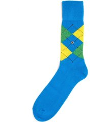 burlington socks aqua preston socks 24284-6833
