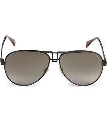 gv 61mm aviator sunglasses