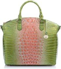 brahmin large duxbury satchel