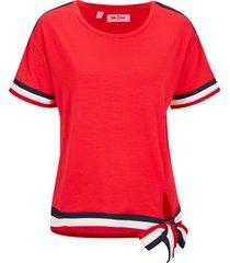 maglia a maniche corte (rosso) - john baner jeanswear
