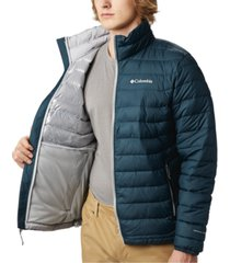 columbia men's big & tall powder lite jacket