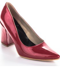 zapato rojo bennet derek