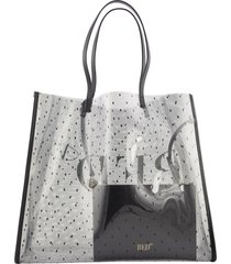 red valentino pointtote tote black