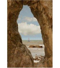 "monte nagler ruby beach washington st. canvas art - 20"" x 25"""