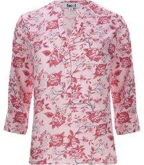 blusas rosas color beige, talla l