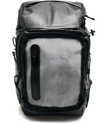 maletín negro oakley 90s square backpack