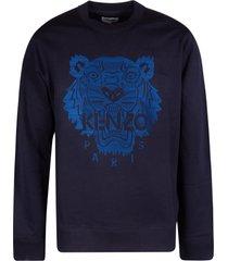 kenzo light tiger classic sweatshirt