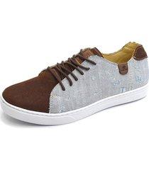 sapatênis shoes grand jeans - terra