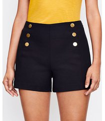 loft curvy admiral shorts