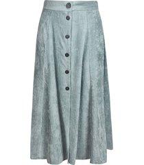 forte forte ribbed velvet skirt