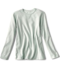 terra dye crewneck sweatshirt