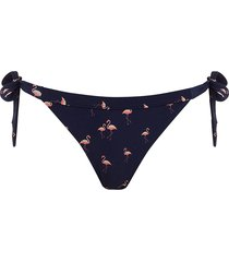 bikinibroekje met flamingoprint