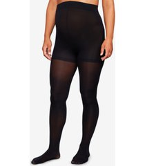 a pea in the pod opaque maternity tights