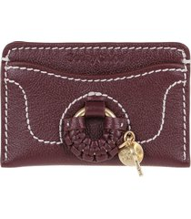 see by chloé wallet