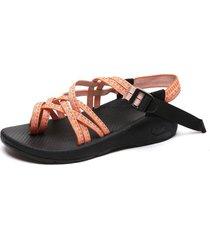 sandali tacco medio con fibbia regolabile e fibbia regolabile