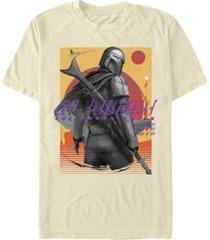 fifth sun men's western slinger short sleeve crew t-shirt