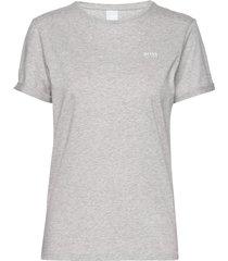 tesolid t-shirts & tops short-sleeved grå boss