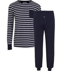 jockey cotton nautical stripe pyjama 3xl-6xl * gratis verzending *