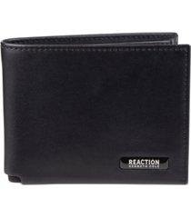 kenneth cole reaction men's slimfold rfid wallet