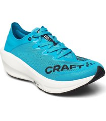 ctm ultra carbon w shoes sport shoes running shoes blå craft