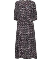 kiki dress maxiklänning festklänning svart nué notes