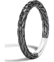 women's john hardy classic chain band ring