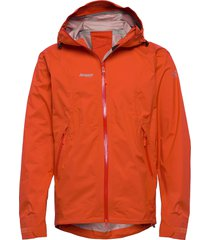 letto jkt outerwear sport jackets orange bergans