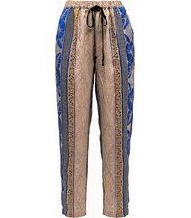 forte forte pantalone in tessuto leggero
