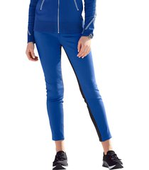 jeans amy vermont antraciet::royal blue