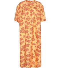 cosima dress knälång klänning orange lovechild 1979