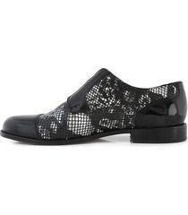 zapato negro briganti mujer recife