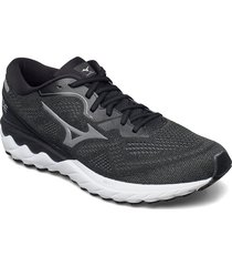 wave skyrise 2 shoes sport shoes running shoes blå mizuno