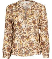 blouse cream augusta blouse
