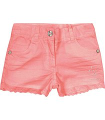 short gabardina be yourself coral ficcus