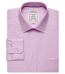 1905 collection extreme slim fit twill dress shirt clearance, by jos. a. bank