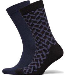 sock ankle bb square underwear socks regular socks blå björn borg