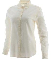blusa ml mujer rosalind l/s shirt algodón rosa