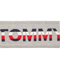 tommy hilfiger women's tommy headband red -