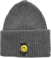philosophy - beanie with happy without you print