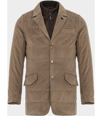 mantel boris becker madison quilted jacket