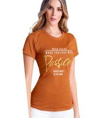 camiseta para mujer ladrillo mp