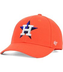 '47 brand houston astros on field replica mvp cap