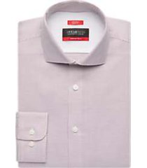 awearness kenneth cole awear-tech cole berry mini check slim fit dress shirt