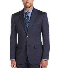 awearness kenneth cole blue slim fit suit separates coat