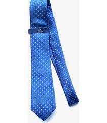 corbata azul oscar de la renta 02-gb22710-g
