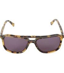 58mm rectangular sunglasses