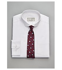 1905 collection boys classic fit spread collar dress shirt & sailboat tie set, by jos. a. bank