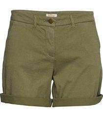 barbour ess chino shrt shorts flowy shorts/casual shorts grön barbour